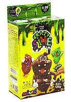 Набор для опытов Crazy Slime - Лизун своими руками (шоколадный)