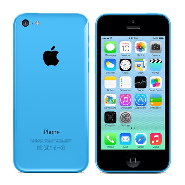 Apple Iphone 5c 16Gb Blue Refurbished