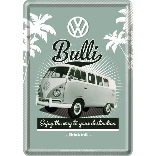 Открытка Nostalgic-Art VW Retro Bulli (10210)