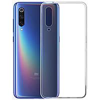 Чехол Ou Case для Xiaomi MI 9 Unique Skid Silicone, Transparent, фото 1