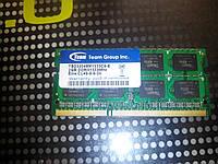 Память для ноутбука SO-DIMM Team Elite SO-DIMM DDR3-1333 2GB (TSD32048M1333C9-E)