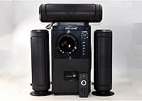 Акустическая система  Era Ear E-6030L  3,1 60 Вт  Bluetooth  USB MP3  (черная)