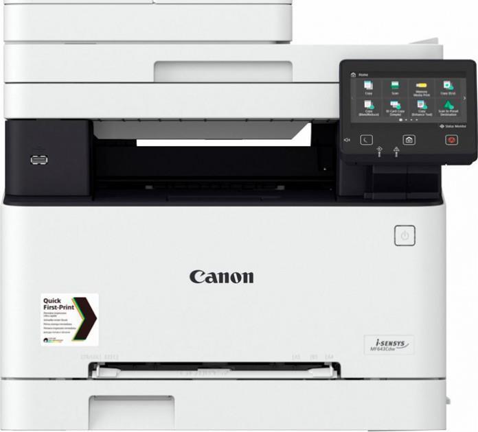 БФП А4 кол. Canon i-SENSYS MF643Cdw