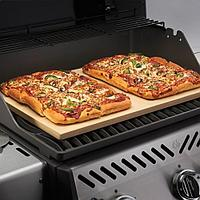 Камень для выпечки пиццы и хлеба 39*30 см