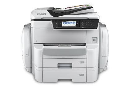 БФП А3 Epson WorkForce Pro WF-C869RDTWF з Wi-Fi, фото 2