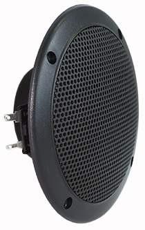 Динамік вологостійкий для сауни, хаммама Visaton FR 130 WP 13 см чорний