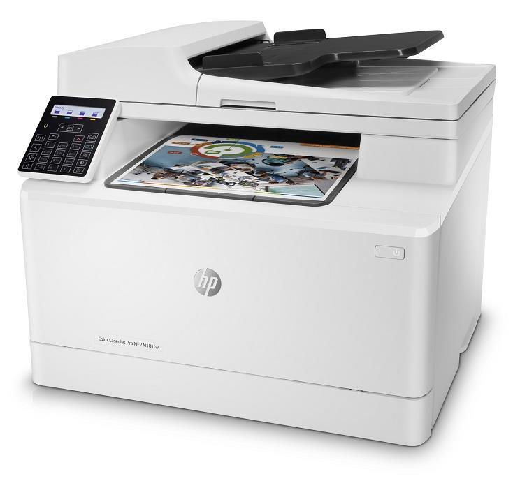 БФП HP Color LJ Pro M181fw з Wi-Fi