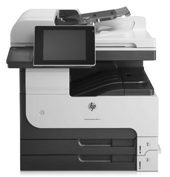 БФП А3 ч/б HP LJ Enterprise M725dn