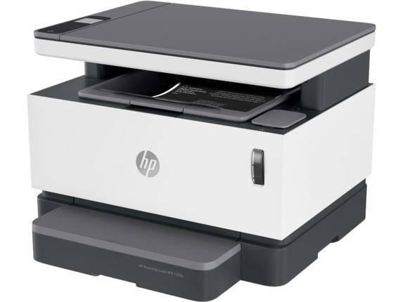 БФП А4 ч/б HP Neverstop LJ 1200a, фото 2