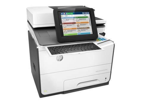 БФП A4 HP PageWide Enterprise 586z, фото 2
