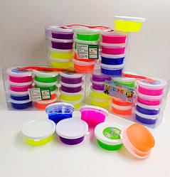 Детская игрушка, Маленькие слаймы в коробочках которые надуваются