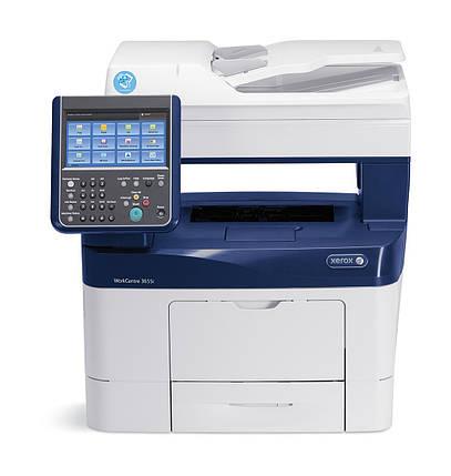 БФП А4 ч/б Xerox WC 3655iX, фото 2
