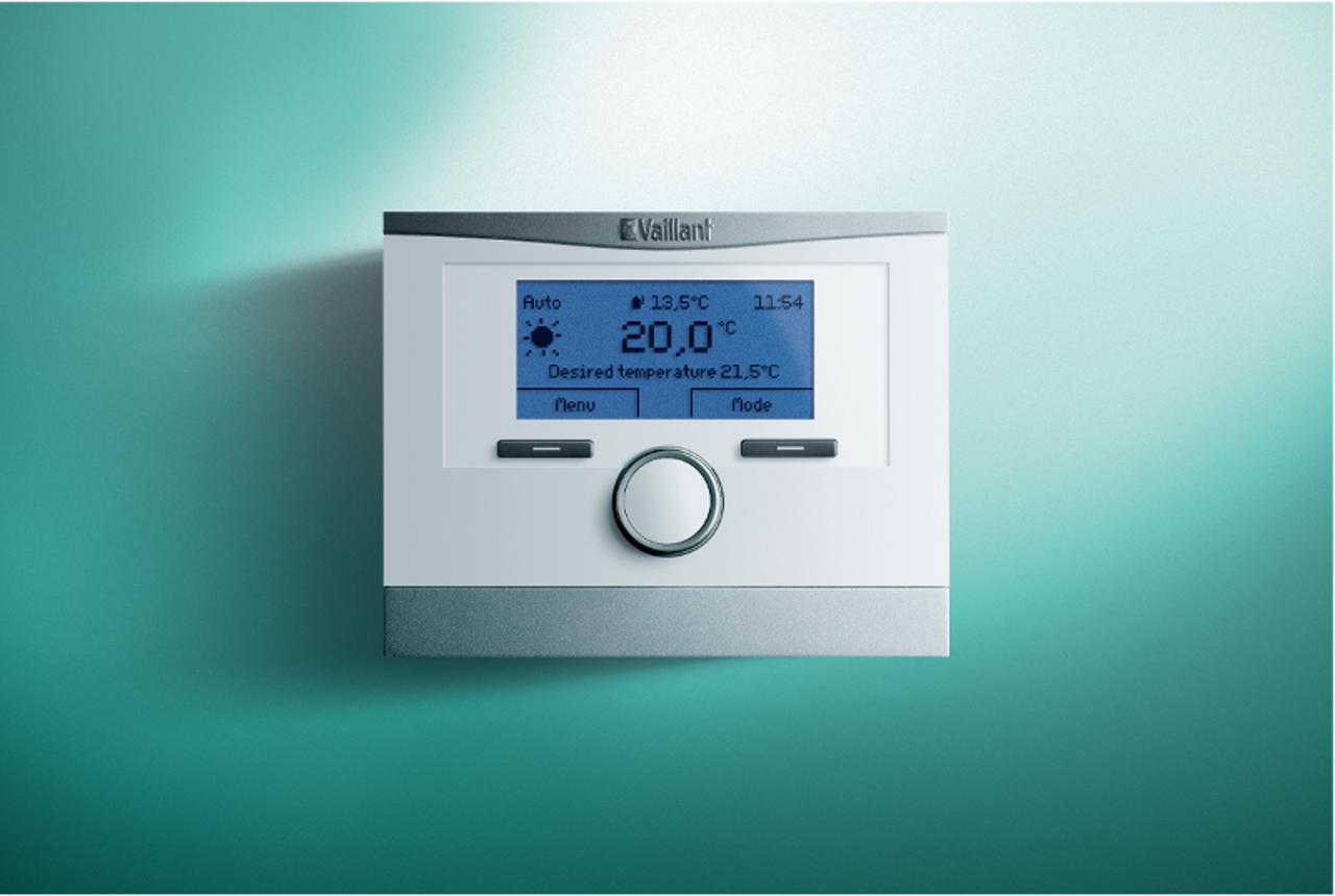 Автоматический погодозависимый регулятор отопления Vaillant multiMATIC VRC 700f/4