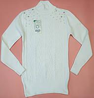 Красивый свитер  для девочки на 9 -10. 11-12.13-14 лет