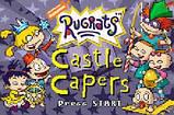 Картридж GBA 3 в 1 (Rugrats, Tak ,spongebob squarepants), фото 4