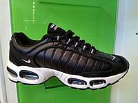 Мужские кроссовки Nike Air Max 95 Tn Plus  Black/ White