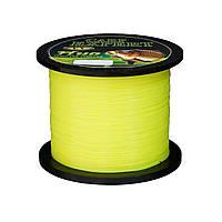 Леска фидерная Carp Expert UV Fluo Yellow 1000 м 0.4 мм 18.7 кг