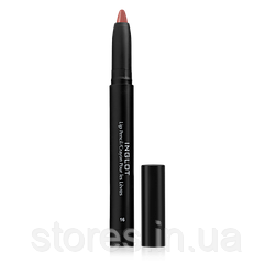 Помада для губ в олівці AMC LIP PENCIL MATTE 16 з стругалкою