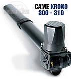 KR310D Привід автоматики розпашних воріт CAME Krono-310 з кінцевими вимикачами, правобічний, фото 2