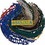 Сетка заградительная безузловая Испания, D – 4 мм, ячейка – 4,5 см, защитная, разделительно-защитная, чёрная, фото 3