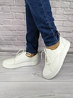 Женские кожаные туфли/кеды Verina (038) В наличии 36,37,38,39,40,41,42
