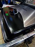 Электрический прижимной гриль,BBQ Grill Crownberg, Контактный гриль с терморегулятором, Барбекю, фото 10