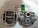 Головка компрессора ПАЗ3205 голая А29.03.005-01 водяная, фото 2
