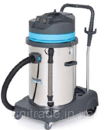 Профессиональный  двухтурбинный  пылесос  PROMAX 800 M2