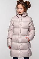 Зимнее пальто без меха  на девочку   нью вери (Nui Very)