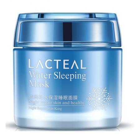 Ночная маска Rorec Lacteal Water Sleeping Mask восстанавливающая для холодного времени года (100г)