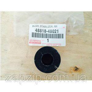 Втулка стабілізатора заднього TOYOTA - 48818-48021 (зам.4881848020)