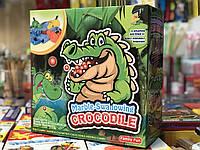 Настольная игра «Голодный крокодил»