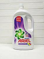 Гель для стирки цветного Ariel Colorwaschmittel 3575мл (Италия) 55стирок
