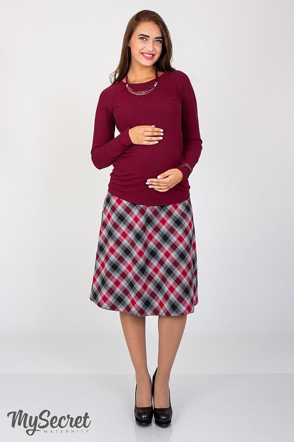 Юбка-колокол для беременных Leticia SK-37.021