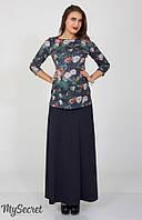 Длинная юбка для беременных Ember SK-46.032
