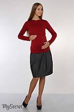 Теплая юбка для беременных Teilor 03.15.021