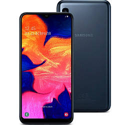 Смартфон Samsung Galaxy A10 2019 2/32GB Black (SM-A105FZ) Оригинальный телефон