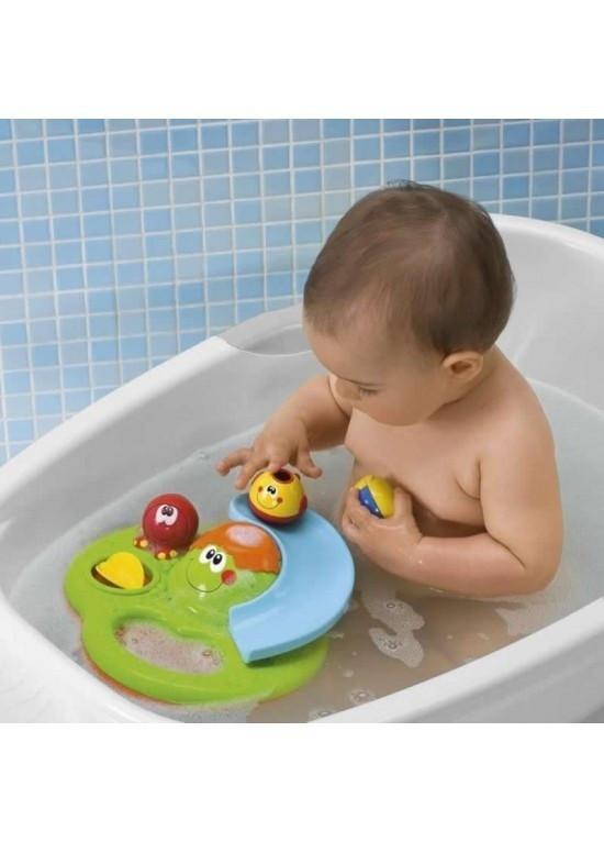 """Игровой набор для купания в ванной, """"остров пузырьков"""",Chicco 915775"""