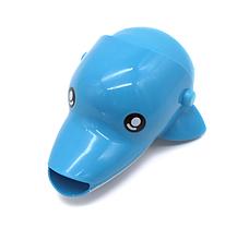 Насадка - удлинитель на кран Голубой дельфин