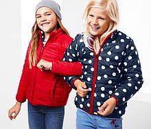 Двостороння стьобана куртка просочення ecorepel® від тсм Tchibo (чібо), Німеччина, розмір 164-170