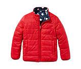Двухсторонняя стеганая куртка пропитка ecorepel® от тсм Tchibo (чибо), Германия, размер 164-170, фото 4