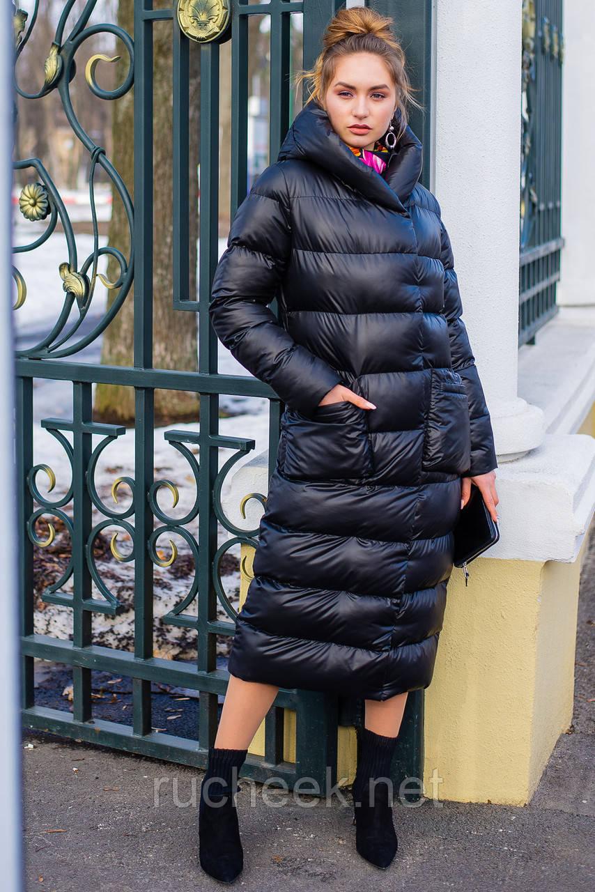 Пуховик одеяло женский зимнее пальто Пандора  Nui Very  Украина