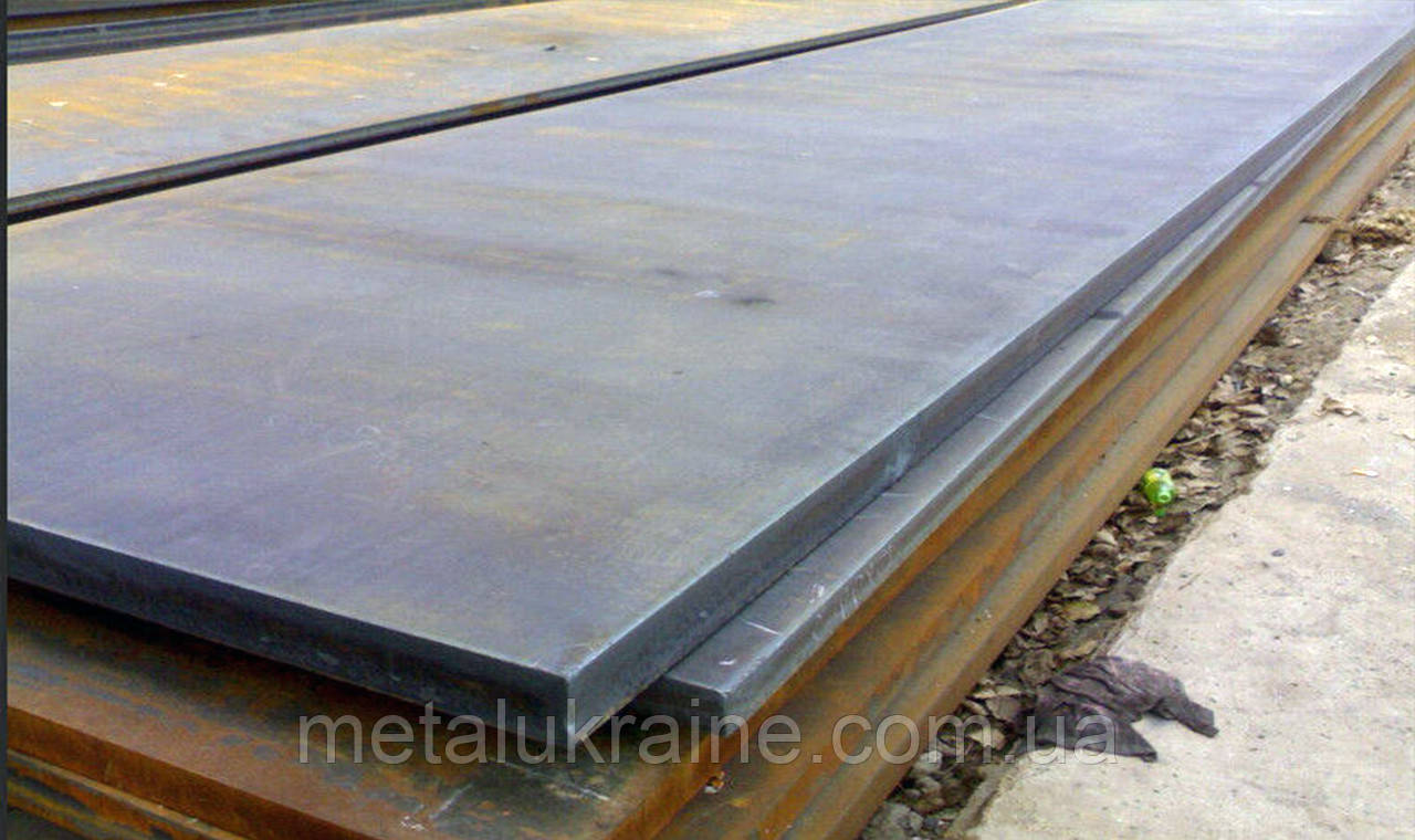 Лист стальной 160х1500х6000мм ГОСТ 19903-74