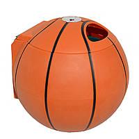Сміттєва урна GrunWelt Баскетбольний м'яч, фото 1