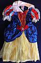 Костюм  Белоснежки с пышной юбкой в блестках Disney Princess Girls Snow White (Размер 4-7 лет) (США), фото 3