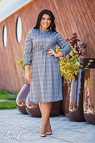 ДК0483 Платье ангора (размеры 50-56)