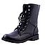 Шнурки для обуви круглые KIWI 100 см черные, фото 3