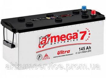 Акумулятор вантажний A-Mega Ultra М7 145AH 3+ 900A