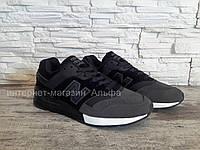 Женские кроссовки в стиле New Balance 997 (черные),  37, 38,