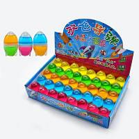 Детская игрушка, Двухцветные слаймы в виде ракеты